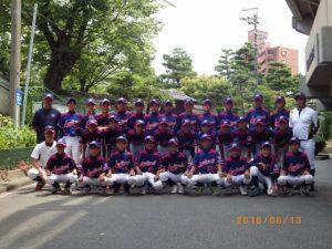 旭丘ボーイズ全体写真8.15